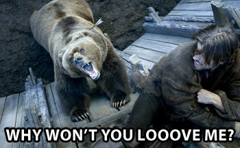 Bear-love