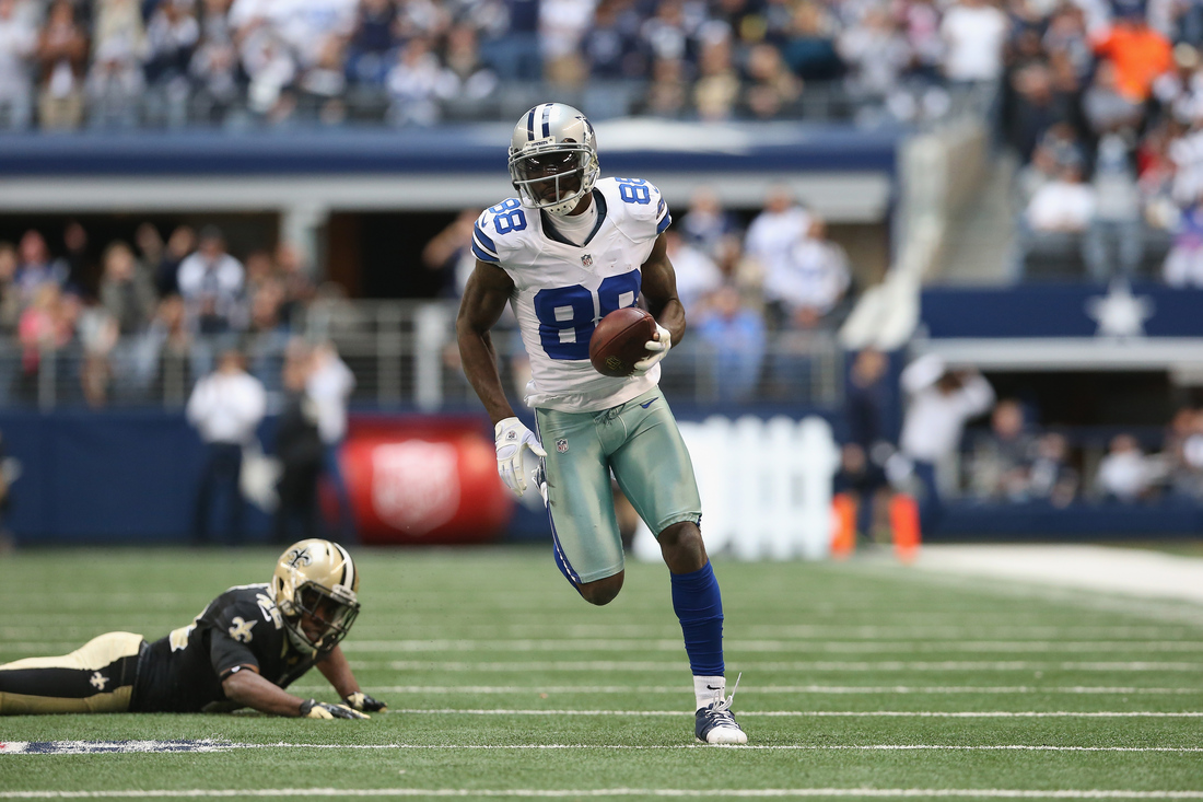 Dez Bryant X - Viewing...