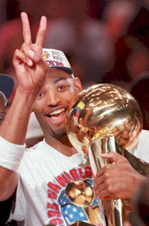Robert Horry World Champion