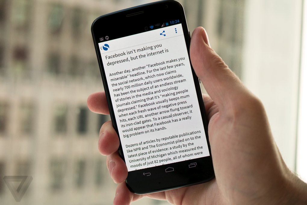 Simplenote for Android screenshot