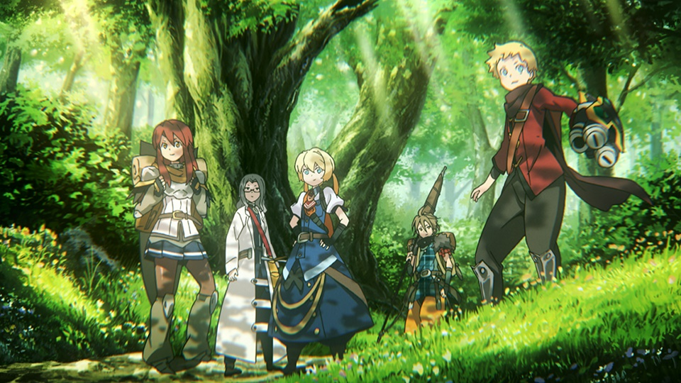 Etrian Odyssey Untold: The Millennium Girl review: party like it's 1989