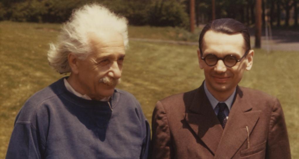 Einstein and Godel