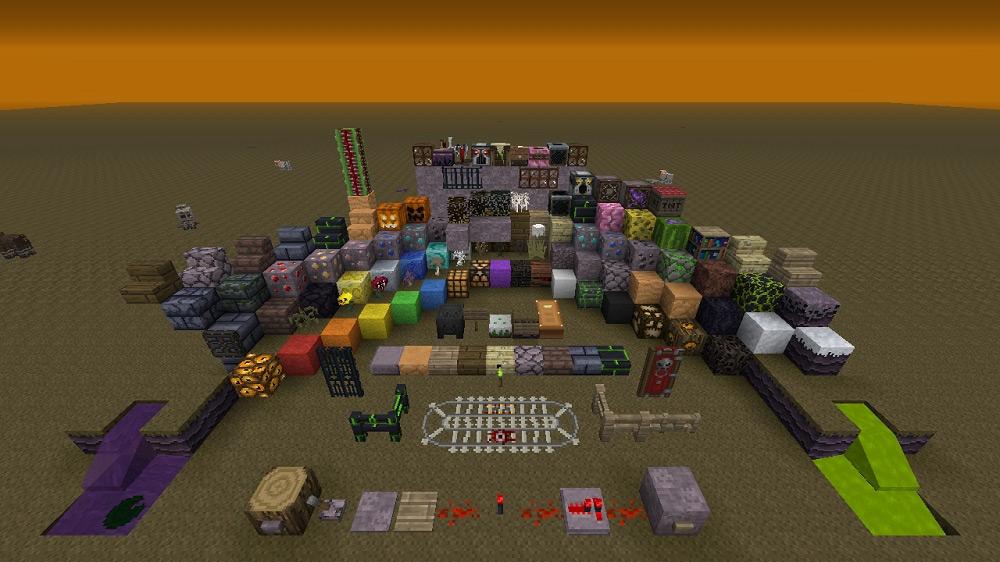 Minecraft_halloween_textures
