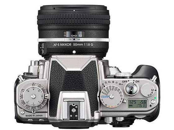 styled to look as retro as possible with its panoply of buttons and dials the nikon df retains some aspects of the modern control schemes nikon has been