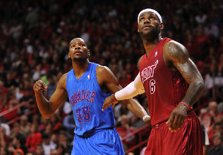kevin durant and lebron james on christmas day 2012 photo by steve mitchell usa today sports - Nba Christmas Jerseys 2013