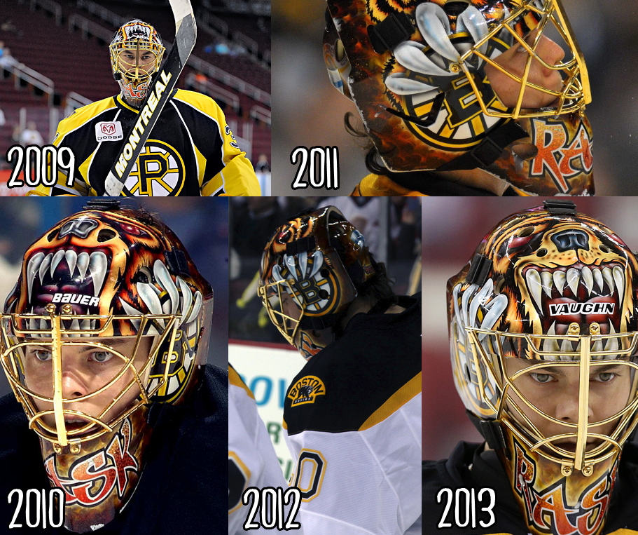 Bask in Rask s Masked Past - Stanley Cup of Chowder 47dd3ff30