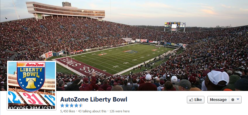 FB Liberty Bowl