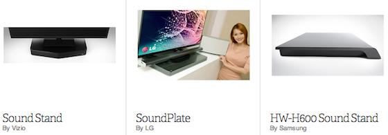Soundstands