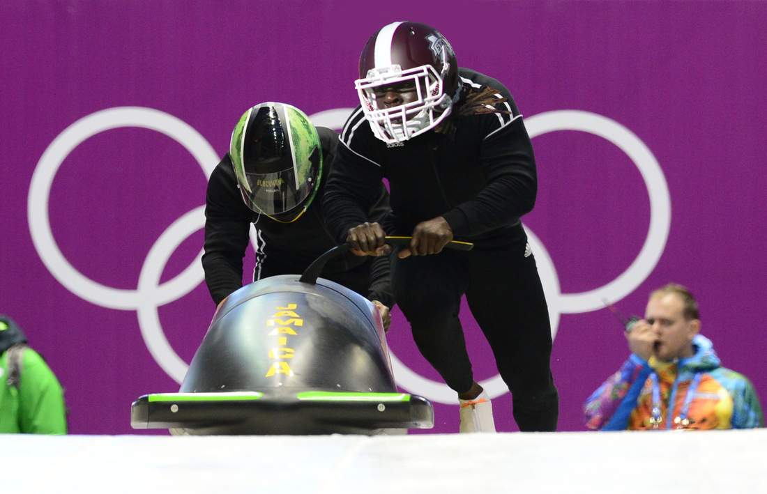 De'Runnya Bobsled