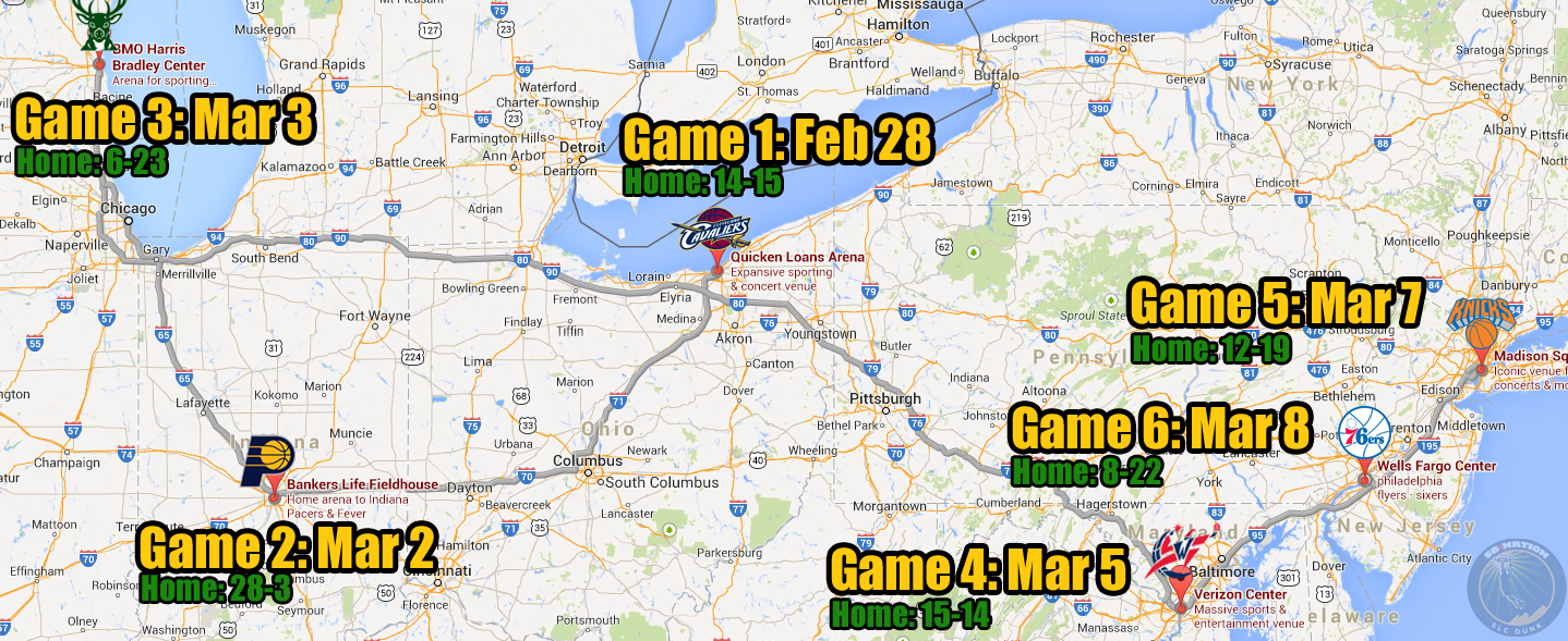 2013_2014_eastern_conference_6_game_road_trip_feb_march