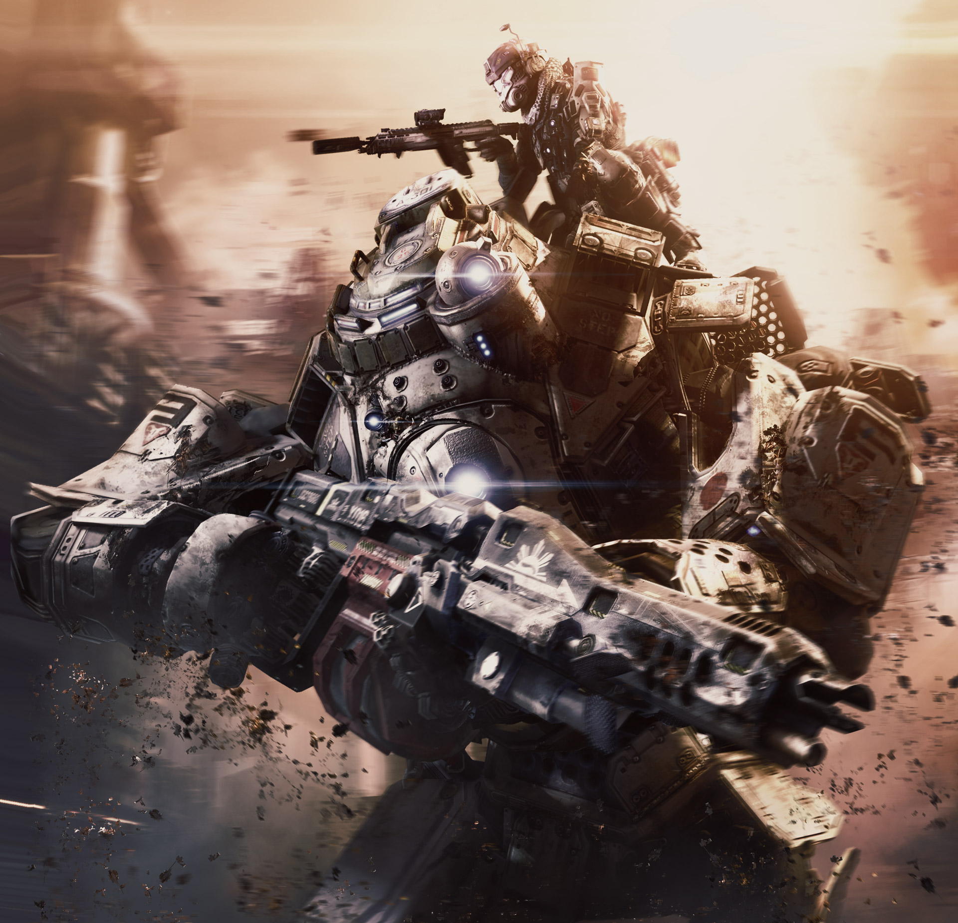 Titanfall review: my buddy