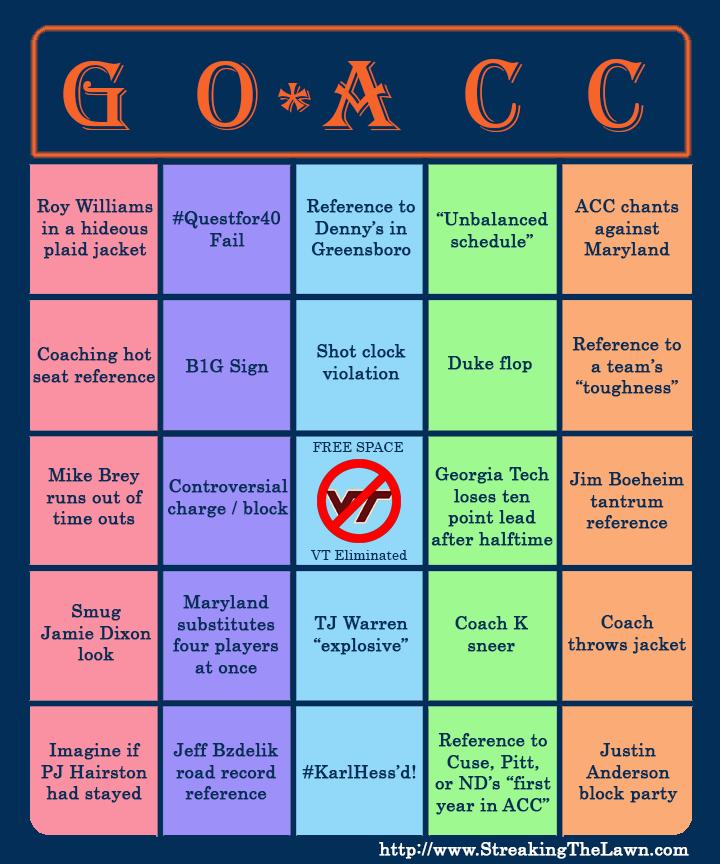 Acc-bingo