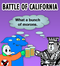 Battle of California