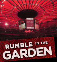 Rumble In The Garden
