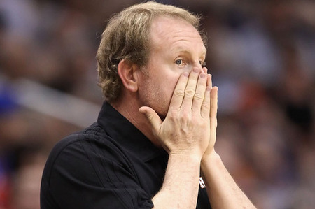 Speak no evil, Mr. Sarver and perhaps no trades either.(Photo by Christian Petersen/Getty Images)