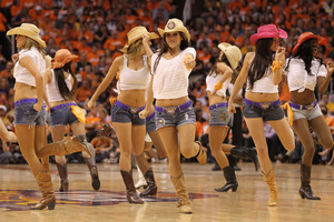 This is what you'll find prominently featured on the Phoenix Suns official page, so why not here?