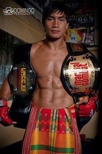 Wushu expert, Eduard &quot;Landslide&quot; Folayang will take on Ole Laursen on the main event of ONE FC this September.