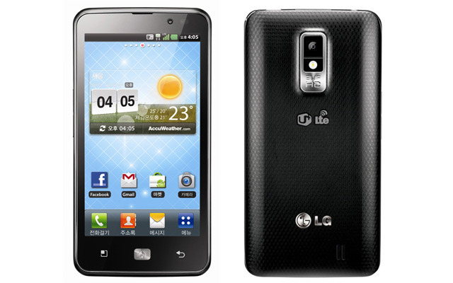 LG Optimus LTE