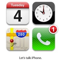 iPhone 5 invite 