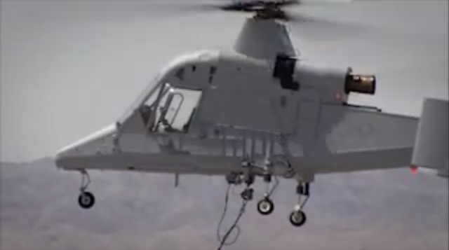 Kaman Unmanned Helicopter