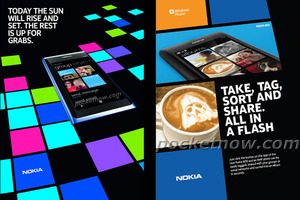Nokia 800 Ads