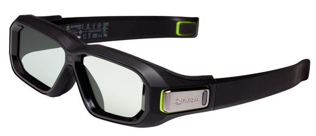3D Vision 2 glasses
