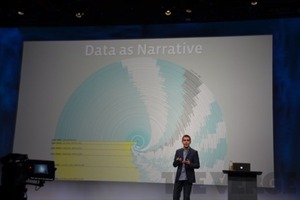 Facebook Data as Narrative