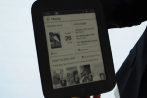 Barnes & Noble new Nook hands-on