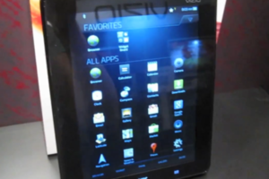 Vizio Tablet hands-on