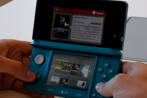 Netflix on the 3DS