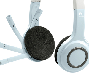 Logitech wireless headset for iPad