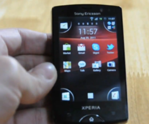 Sony Ericsson Xperia Mini Pro review