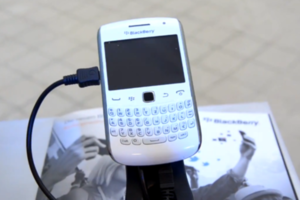BlackBerry Curve 9360 hands-on