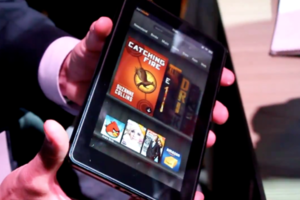 Amazon Kindle Fire hands-on