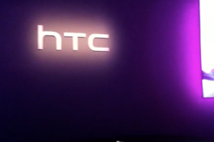 Live from HTC event