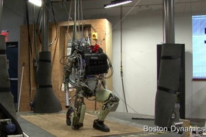 Boston Dynamics Petman humanoid robot