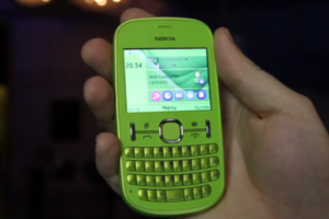 Nokia Asha Series demo - Asha 200, Asha 300, and Asha 303
