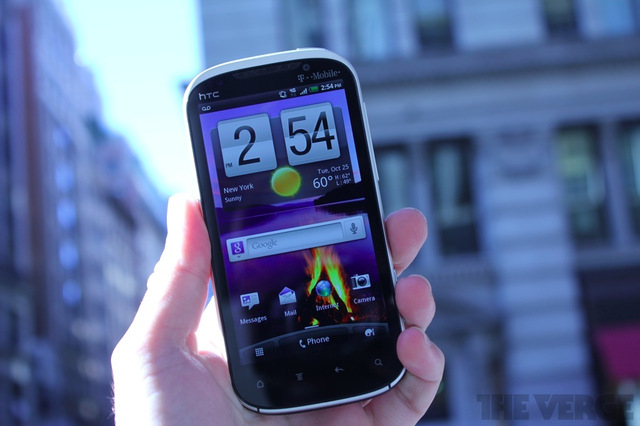 HTC Amaze 4G (Hero)
