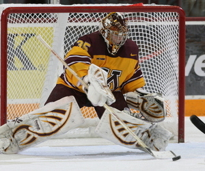 WCHA: Gophers Welcome Fighting Sioux To Mariucci Arena
