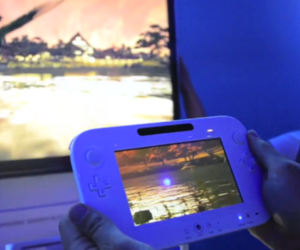 Japanese Garden tech demo for Wii U hands-on at E3 2011