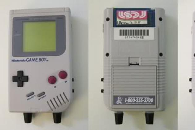 gameboy analog filter