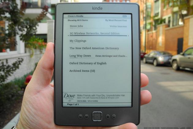 Amazon Kindle (2011)