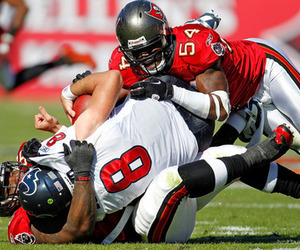 Matt Schaub out for season with Lisfranc's injury