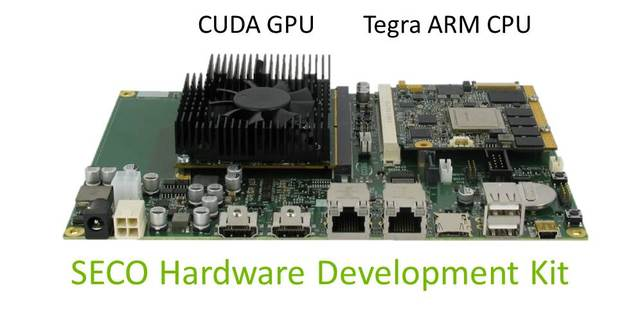 Tegra 3 reference board cuda dev kit
