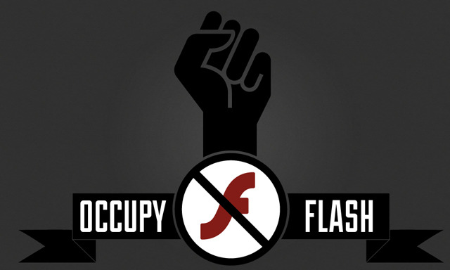 Occupy Flash Logo