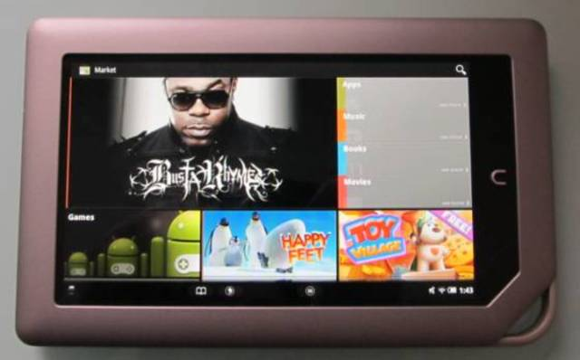 Nook Tablet root