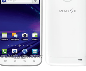 Samsung Galaxy S II Skyrocket White PocketNow