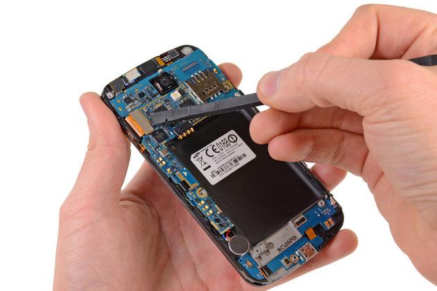 Galaxy Nexus teardown