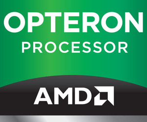AMD opteron logo