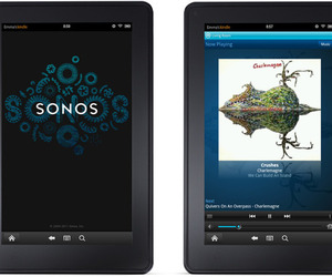 Kindle Fire Sonos